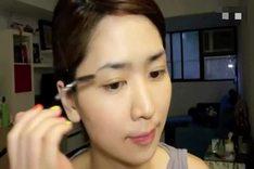 化妆的正确步骤 怎么化妆好看 化妆教程 眼线如何画