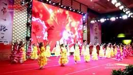 乐嘉网文化产业园新疆第七届国庆中秋节少儿晚会阳光下的花朵