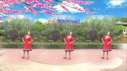 天云广场舞《雪山姑娘》编舞花语 制作珍儿