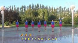 内蒙赤峰锦山广场舞  次真拉姆