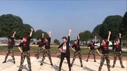 资江广场舞健身队  隔壁泰山