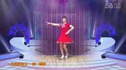 125上海阿英广场舞《一抓一蹦跶》编舞:动动 视频制作演示:阿英