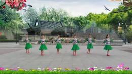 潇湘芝芝广场舞  清凉歌 团队) 编舞:无边、瓦瓦