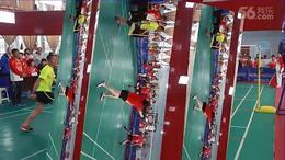 2015年第十四届全国老年人柔力球竞技比赛(团体)混双 深圳  河南...