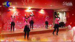 辛集广场舞联合会2016年会周家营舞蹈队《美丽的雪山姑娘》...