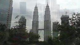 第二十三集:观赏吉隆坡《市区风光》:2016东南亚之行(23)...
