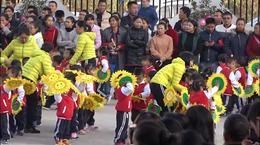 勐勐幼儿园运动会