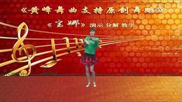 重庆宝娜广场舞=原创  天在下雨我在想你