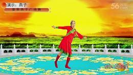荟萃燕子广场舞 《草原请你来》编舞:王梅 制作:探月卫星