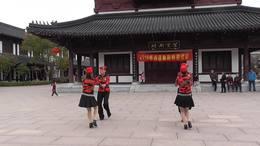 水兵舞:四套《西藏情歌》.表演:兰兰组合.
