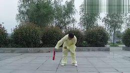 001公开陈氏太极拳的松活 弹抖秘技  平舆孟海太极