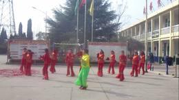 2018.3.2  (正月十五) 孟州市 武桥姐妹广场舞     过年啦