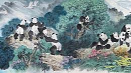笔尖上的长安之国画家萧焕篇(金安传媒)