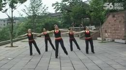 飞扬健身操6《Turtles bingo阿萨》又名《酒桥》