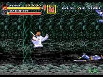 【玄武剑HACK】16位世嘉SEGA游戏 怒之铁拳2真人版(MD游戏)