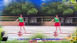 089上海阿英广场舞 我的小女人 编舞 青儿 视频制作 演示 阿英