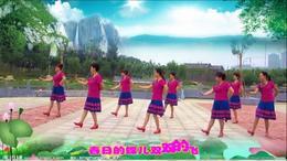 郑州佛岗七彩公园广场舞 你是我的老公我是你的妻  编舞:茉莉