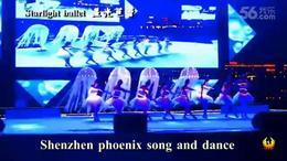 创意舞蹈《星光芭蕾》深圳凤凰歌舞团