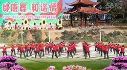 水南江滨健身广场舞 最炫民族风(领舞:刘平;视频制作:子悦)