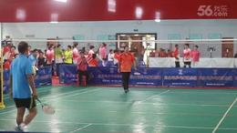 2015年第十四届全国老年人柔力球竞技决3、4名 男单 宁波  湖北