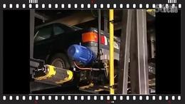 国外立体停车库最新科技:履带式立体车库_201511151010