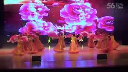 开场舞:金猴贺春 西工大红枫叶舞蹈队
