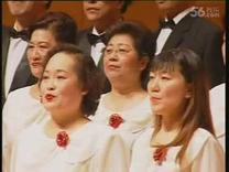 2002年马伟营在北京童心合唱团领唱《清平乐