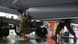 F 35 Joint Strike Fighter Has Flown 100,000 Hours