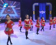 华·舞国际东方舞参加河南电视台我的梦中国梦电视才艺大赛