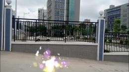 宝安铁艺护栏