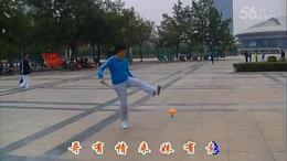 天津王桂菊在洛阳牡丹杯技艺展示1