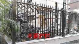 别墅铝艺栏杆好吗