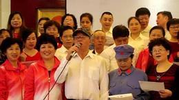 醴陵老年大学红歌演唱     【一】  十送红军   唱支山歌给党听