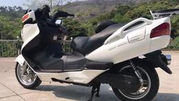 2009年2009年铃木天浪650,顶配带ABS刹车,自动变挡,原版原漆