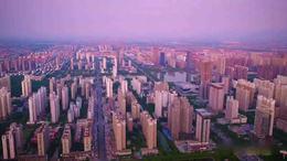 Luoyang in the air 鸟瞰洛阳_超清