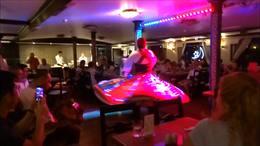 精美的埃及民间舞蹈 2017 05 30