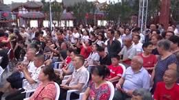 男女声唱《中国脊梁》