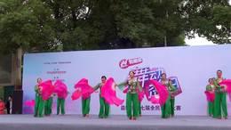 舞蹈 我的祖国 益阳市老年大学演出