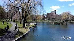 第六集;参观波士顿中心公园