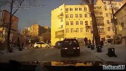汽车车祸视频 (1)