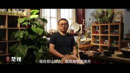 楚视丨以朴应冗——青年艺术家张海涛的华彩人生