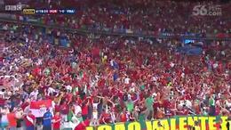 2016年欧洲杯决赛法国0: 1憾负葡萄牙痛失冠军精彩进球!