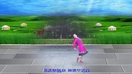 02 龙岩燕萍广场舞《草原请你来》编舞  王梅 视频制作  美连