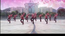 健身舞——梅花泪
