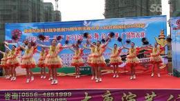 舞动中国—怀宁县疾病预防控制中心舞蹈队(海选2015
