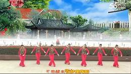 梦中小屋(好听好看 安庆小红人广场舞)