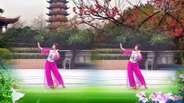 095上海阿英广场舞 茉莉花香 编舞:春英 视频制作 演示:阿英