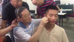 杨威新吾鼻炎针,学员体验针感6