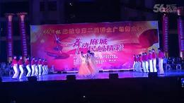 麻城市星光体育舞蹈队参加第二届《舞动麻城》决赛获得第二名