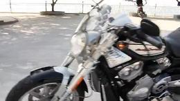 美国哈雷.威路德.第一代.06年.带边厢.改装挡风.电喷.电子表.顶...